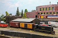 #5 Jim Reddington and Associates Quebec & New England Railway